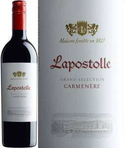 Lapostolle Grand Selection - Carmenere, 2013