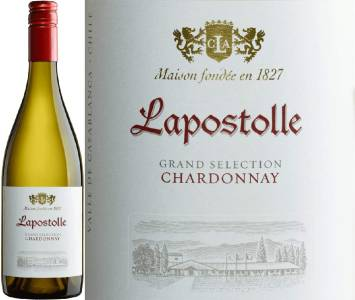 Lapostolle Grand Selection - Chardonnay, 2018