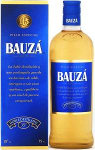 Pisco Especial Bauza, Doble Destilado 35%