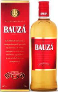 Pisco Reservado Bauza, Doble Destilado 40%