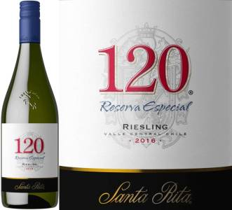 120 Reserva Especial - Riesling, 2016