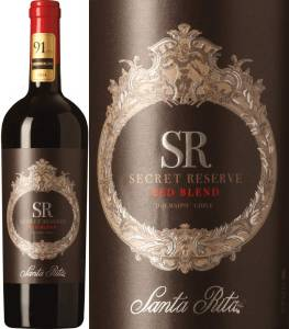 Santa Rita Secret Reserve - Red Blend, 2014