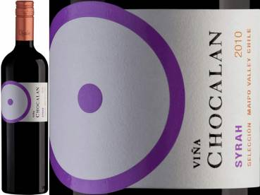 Chocalan Seleccion - Syrah, 2011