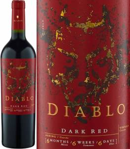 Diablo Dark Red - Syrah/Malbec, 2017