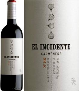 El Incidente - Carmenere, 2015