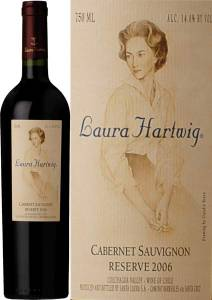 Laura Hartwig Single Vineyard - Cabernet Sauvignon, 2015