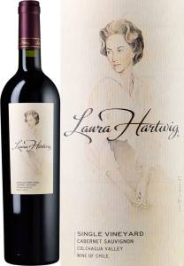 Laura Hartwig Single Vineyard - Cabernet Sauvignon, 2016