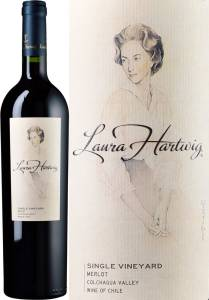 Laura Hartwig Single Vineyard - Merlot, 2016