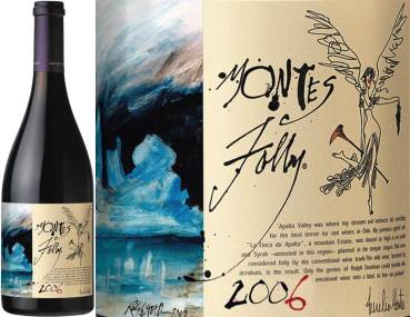 Montes Folly - Syrah, 2017