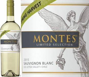 Montes Limited Selection - Sauvignon Blanc, 2015 Spring Harvest