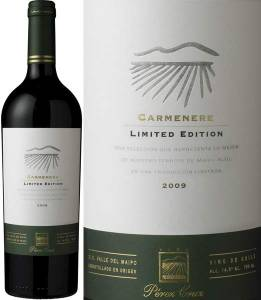 Perez Cruz Limited Edition - Carmenere, 2013