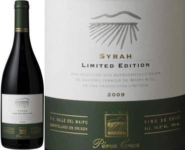 Perez Cruz Limited Edition - Syrah, 2013