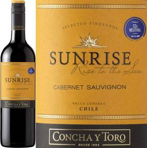 Sunrise - Cabernet Sauvignon, 750 ml, 2015