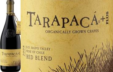 Tarapaca Plus - Red Blend, 2013 Bio