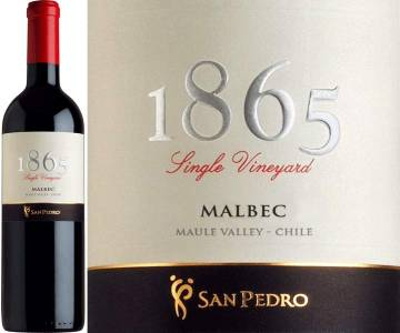 1865 Single Vineyard - Malbec, 2010