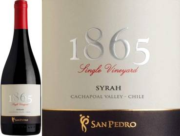 1865 Single Vineyard - Syrah, 2006