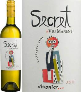 Secret de Viu Manent - Viognier, 2008
