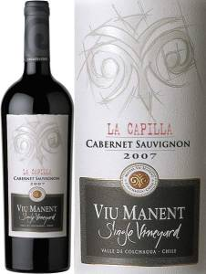 Viu Manent Single Vineyard, La Capilla - Cabernet Sauvignon, 2014