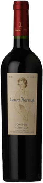 Laura Hartwig Single Vineyard Carménère 2015, trockener Rotwein aus Chile