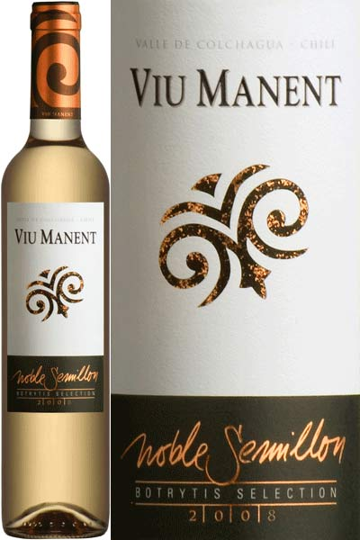 Viu Manent Botrytis Selection Noble Semillon 2008, Süßwein aus Chile
