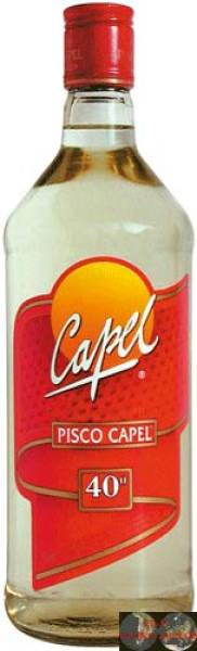 Capel Pisco Reservado 40% aus Chile